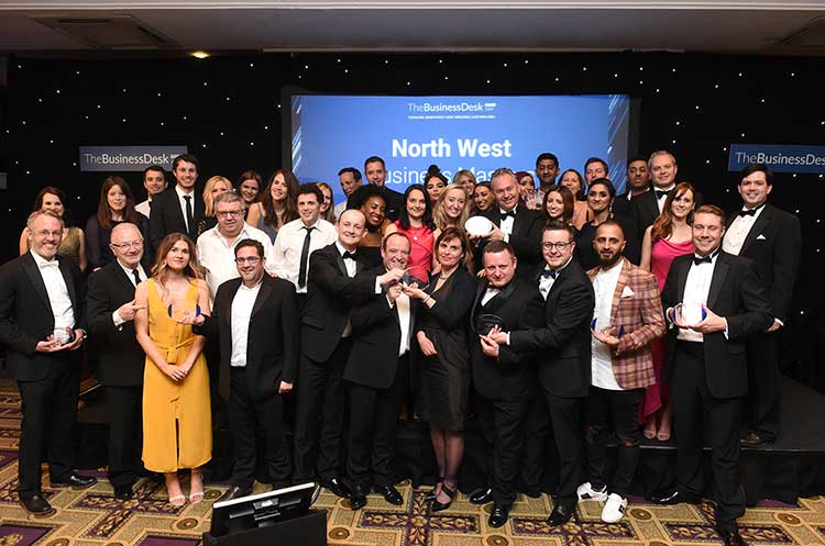 Nort West Business Masters 2018 Team Photo