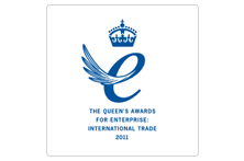 Queens Award International Trade - 2011